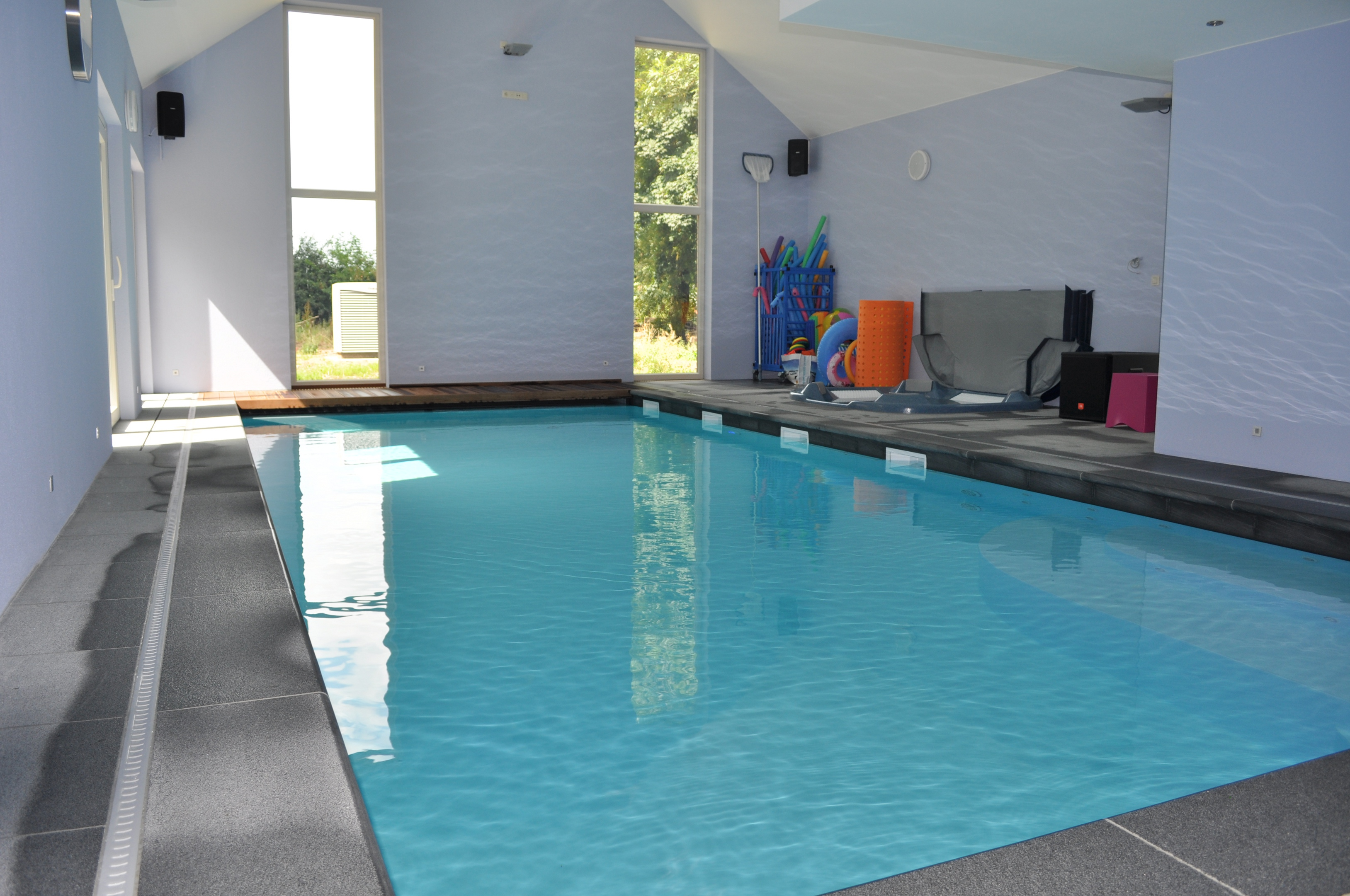 Aqua select centre de remise en forme for Blue piscine hannut